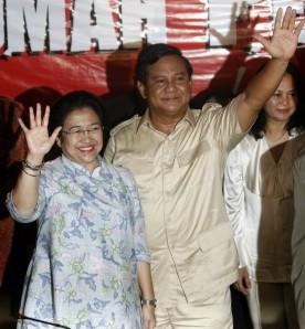INDONESIA ELECTION/MEGAWATI